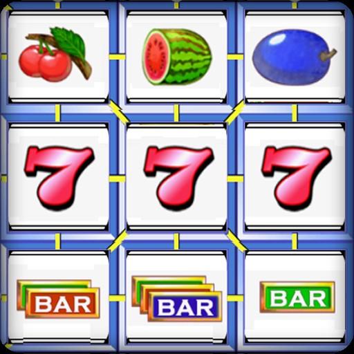 老虎機經典遊戲--777水果盤